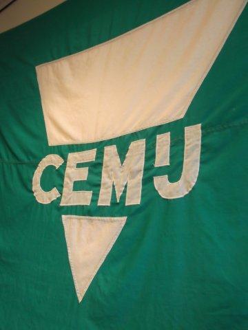 CEMIJ vlag.