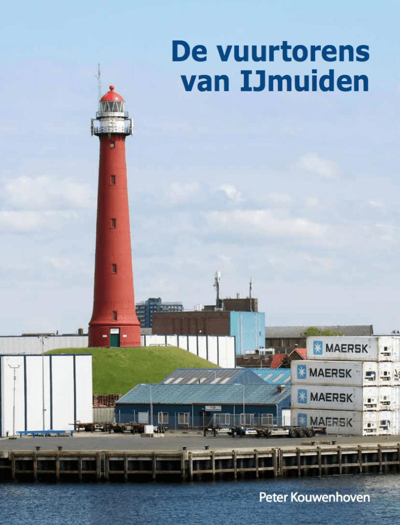 omslag De vuurtorens van IJmuiden